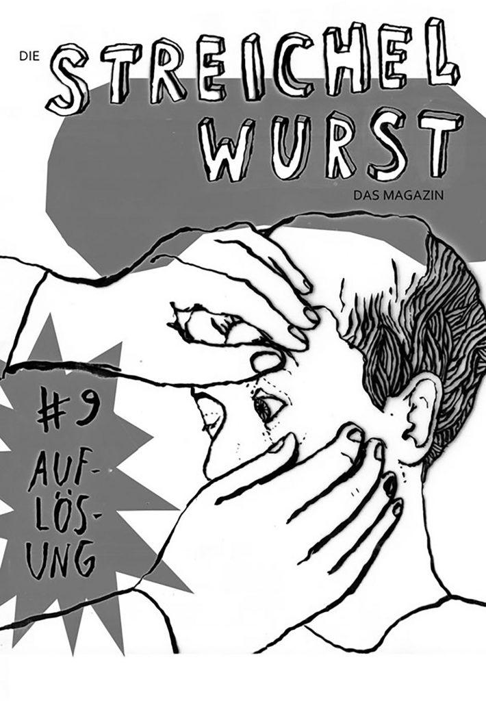 <em>Die Streichelwurst No. 9 </em>cover
